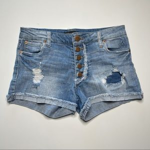 STS Blue Distressed Shorts